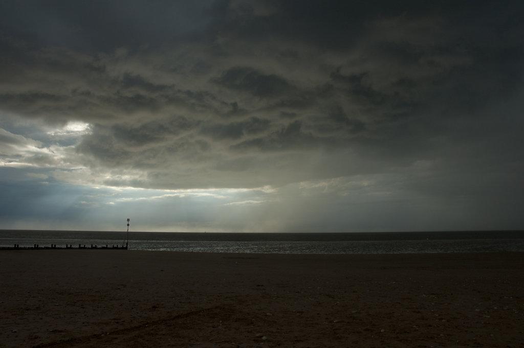 Cloudy Hunstanton