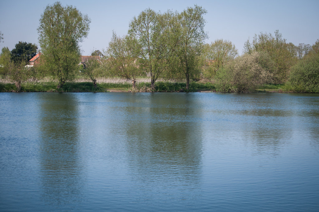 Nunnery lakes